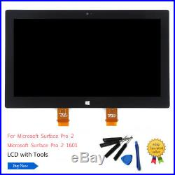 OEM Microsoft Surface PRO 2 1601 LCD Display Touch Screen Digitizer Assembly