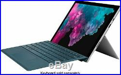 Open-Box Excellent Microsoft Surface Pro 6 12.3 Touch-Screen Intel Co