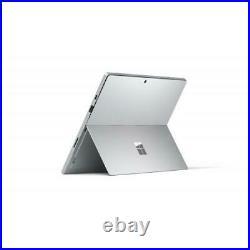 Open Box Microsoft Surface Pro 7 12.3 Intel Core i5 8GB RAM 128GB SSD Platinum