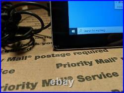 PLEASE READ Microsoft Surface Pro 3 i7 4650U, 8GB RAM, 256GB SSD -Chip in Screen