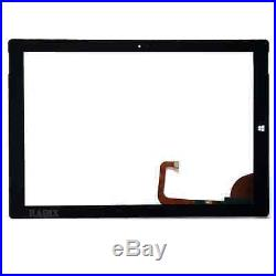 Replacement For Microsoft Surface Pro 3 V1.1 Touch digitizer Screen Glass