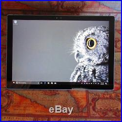SAVEMicrosoft Surface Pro 4 Intel i7, Wi-Fi, 12.3in, 8GB RAM, 256GB