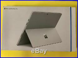 Tablet Microsoft Surface Pro 4 Wi-Fi 12.3 Silver i7 8gb 256gb Brand New