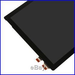 US Microsoft Surface Pro 4 1724 LCD Screen Touch Digitizer Assembly Replacement