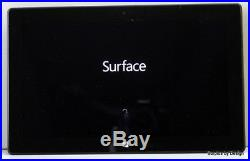 USED Microsoft Surface Pro 2 256GB 10.6 Black Touchscreen windows 8.1 Pro